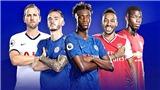 Ngoại hạng Anh trở lại: Liverpool xưng vương sớm, 8 kẻ đua trời Âu