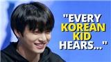 Ngày bé các thành viên BTS được khen ngợi điều gì?