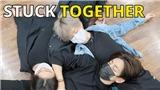 'Cưng xỉu' những thời khắc dính nhau như sam của các chàng trai BTS