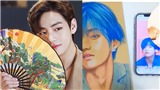 Gương mặt 'tỷ lệ Vàng' của V BTS là thách thức đối với họa sĩ