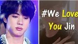 Jin BTS đã nghẹn khóc trong 'livestream' mới trò chuyện cùng ARMY