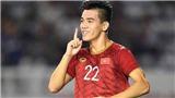 Nguyễn Tiến Linh: Sự khác biệt trên hàng công của U23 Việt Nam