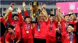 VIDEO bóng đá Việt Nam: Park Hang Seo được đề cử giải thưởng AFF Awards, Thanh Hóa quyết đấu Phố Hiến