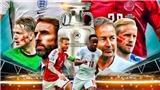 Dự đoán trúng thưởng Vòng Bán kết EURO 2020: Trận Anh vs Đan Mạch