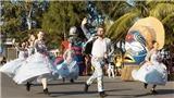 Sôi động Lễ hội Carnival trên phố biển Sầm Sơn