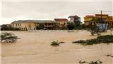 Nguy cơ lũ quét, sạt lở đất cấp độ 4 ở vùng núi các tỉnh từ Nghệ An đến Quảng Nam