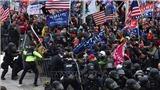 Mỹ điều tra hàng chục vụ khủng bố trong nước sau vụ bạo loạn tại trụ sở Quốc hội