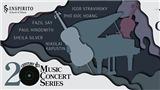 Tối nay, nhạc sĩ Phó Đức Hoàng trình diễn hòa nhạc trực tuyến 'Âm nhạc thế kỷ thứ 20'