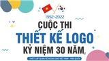 Thiết kế logo kỉ niệm 30 năm quan hệ ngoại giao Việt Nam - Hàn Quốc