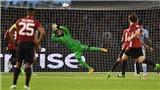 Man United lập kỉ lục bỏ lỡ nhiều cơ hội nhất ở Europa League