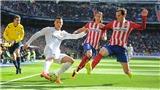 BIG BET: Dự đoán và tỉ lệ trận Atletico Madrid - Real Madrid (02h45, 19/11)