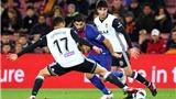 BIG BET: Dự đoán và tỉ lệ trận Barcelona - Valencia (21h15, 14/04)