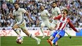 BIG BET: Dự đoán và tỉ lệ trận Real Madrid - Atletico Madrid (21h15, 08/04)