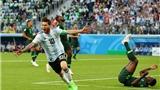 Bản tin nhanh World Cup 27/06/2018