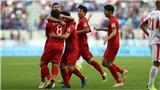 Video Việt Nam 1-1 Jordan (pen 4-2): Chiến tích lịch sử của Việt Nam