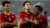 VIDEO U23 Việt Nam 4-0 U23 Thái Lan: Thắng toàn diện, U23 Việt Nam giành vé thuyết phục