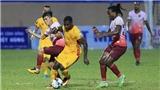 VIDEO: Bàn thắng và highlight Thanh Hóa 2-1 Sài Gòn