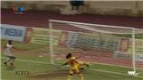 TRANH CÃI: Trọng tài từ chối bàn thắng của Nam Định ở trận thua Thanh Hoá 2-3