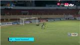 VIDEO: Bàn thắng và highlight Khánh Hòa 1-0 Bình Dương