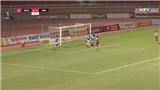 VIDEO: Bàn thắng và highlights Sài Gòn 2-2 Than Quảng Ninh
