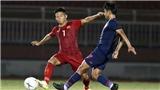 VIDEO Highlights U18 Việt Nam 0-0 U18 Thái Lan