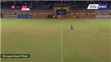 VIDEO: Đinh Thanh Trung dốc bóng từ khoảng cách 60m ghi bàn