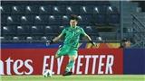 Thủ môn Bùi Tiến Dũng nói gì sau màn trình diễn xuất sắc trước U23 Jordan
