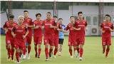 VIDEO: HLV Park Hang Seo tuyển Việt Nam bận rộn trong năm 2021