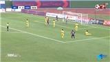 Video bàn thắng B.Bình Dương 4-3 Nam Định: Chiến thắng kịch tính