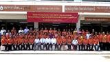 Trung tâm Ca nhạc nhẹ TP.HCM biểu diễn phục vụ kiều bào Thái Lan trong dịp Tết