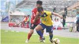 Thắng nghẹt thở Viettel, Đồng Tháp nuôi hy vọng lên V-League