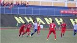 Giải hạng Nhất QG - An Cường 2018: Sao U20 Việt Nam đưa Viettel đến gần chức vô địch lượt đi