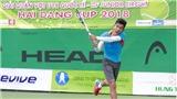 Đàn em Lý Hoàng Nam thắng dễ ở giải quần vợt quốc tế U18 ITF 2018