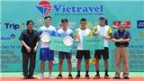 Tay vợt Việt kiều lên ngôi ở VTF Masters 500