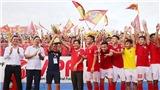 Đội của 'Mourinho Việt Nam' lên hạng, nóng lòng đối đầu Quang Hải, Văn Toàn