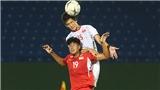U18 Việt Nam phải thắng Thái Lan nếu không muốn bị loại