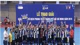 Anh Kiệt FC vô địch giải futsal TP.HCM 2019