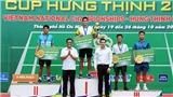Tay vợt Việt kiều giúp đội nhà thống lĩnh tại giải quần vợt quốc gia