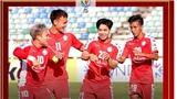HLV Park Hang Seo thở phào với Công Phượng