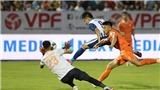 Nghẹt thở đua lên V-League 2021