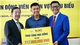 Lý Hoàng Nam đón tin vui lớn cùng quần vợt Việt Nam