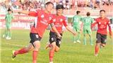 Anh Đức khiến HLV Park Hang Seo hài lòng