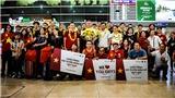 Bóng rổ Việt Nam đặt mục tiêu đổi màu SEA Games