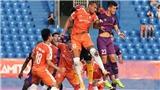 VIDEO bàn thắng SHB Đà Nẵng 1–2 Sài Gòn: Trên đà hồi sinh