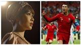 Ca sĩ Uyên Linh nói về màn trình diễn của Bồ Đào Nha: 'Rô điệu'xứng đáng là người hùng