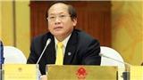 Thi hành quyết định kỷ luật cảnh cáo đối với Bộ trưởng Trương Minh Tuấn