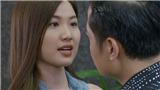 'Hoa hồng trên ngực trái'tập 21: 'Tiểu tam' Trà bị 'nắm thóp', Bảo cấm Khuê qua lại với San?