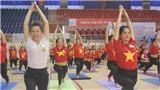 Festival Yoga toàn quốc năm 2020 - Hành trình về miền di sản xứ Thanh quy tụ gần 2.000 vận động viên