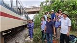 Đường sắt Bắc -Nam thông tuyến, sẵn sàng vận chuyển miễn phí hàng cứu trợ