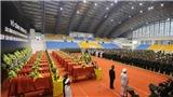 Quảng Trị: Lễ viếng và truy điệu 22 liệt sỹ Đoàn Kinh tế Quốc phòng 337